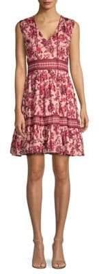 Kate Spade Paisley Blossom Dress