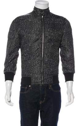 Christian Dior Reversible Coated Jacket