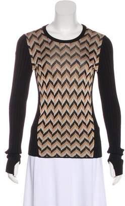 Rag & Bone Patterned Knit Sweater