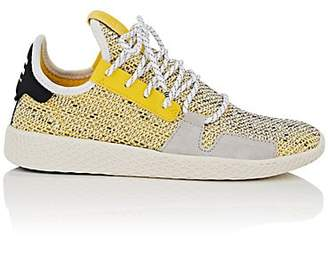 adidas CONSORTIUM Women's Solar Tennis HU V2 Sneakers - Yellow