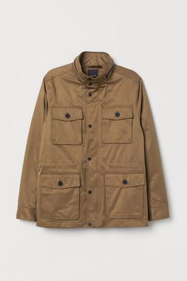 H&M Utility Jacket - Beige
