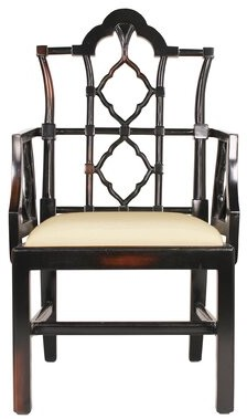 Toscano Design Chinese Armchair Design