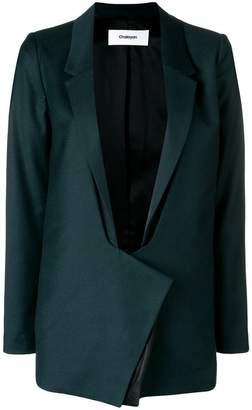 Chalayan sculpted blazer
