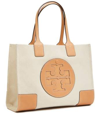 Tory Burch ELLA CANVAS MINI TOTE