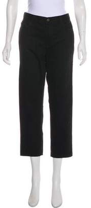 Simone Rocha x J Brand Mid-Rise Straight Jeans