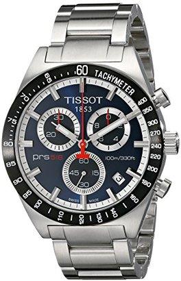 Tissot (ティソ) - [ティソ]TISSOT 腕時計 PRS516 ブルー T0444172104100 メンズ [正規輸入品]