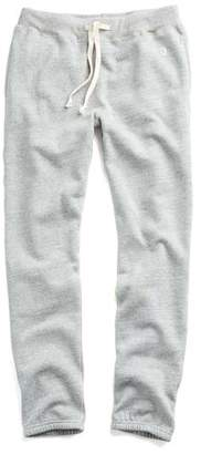 Todd Snyder + Champion Classic Sweatpant in Light Grey Mix