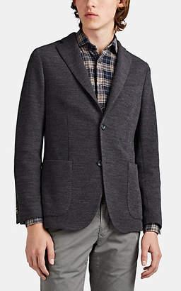 """Boglioli Men's """"K Jacket"""" Wool-Cotton Two-Button Sportcoat - Gray"""