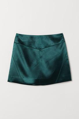 H&M Short Skirt - Green