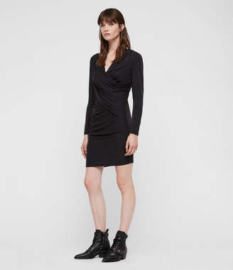 AllSaints Sofia Jersey Dress