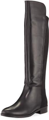 Sesto Meucci Pamel Stretch-Back Leather Riding Boot