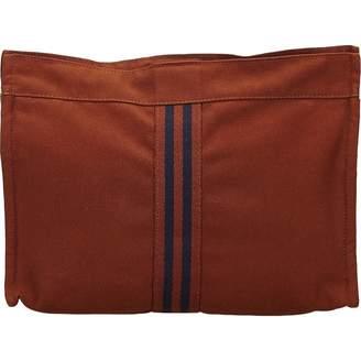 Hermes Cloth clutch bag