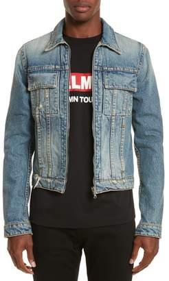 Helmut Lang Reversible 87 Denim Jacket