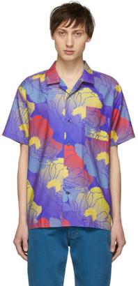 Double Rainbouu Multicolor Fast Paradise Hawaiian Shirt