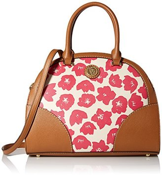 Anne Klein a Stitch in Time Dome Satchel Lg $70.12 thestylecure.com