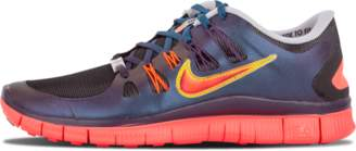 Nike Free 5.0+ DB Wolf Grey/Total Crimson