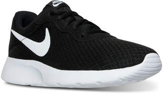 Nike Women's Tanjun Casual Sneakers from Finish Line $64.99 thestylecure.com