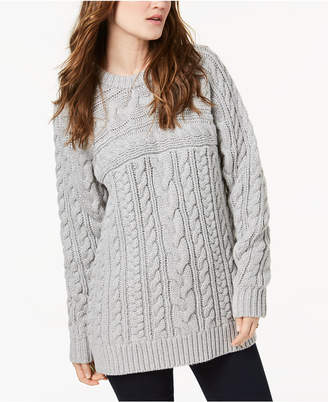 Michael Kors Cable-Knit Sweater
