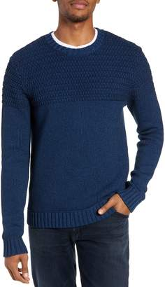 Tailgate Todd Snyder + Champion Regular Fit Textured Sweater