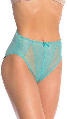 Wacoal 'Retro Chic' High Cut Briefs