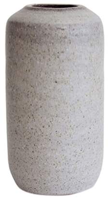 Salt&Pepper Speckled Artefact Vase