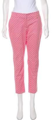 Nautica Printed Mid-Rise Pants