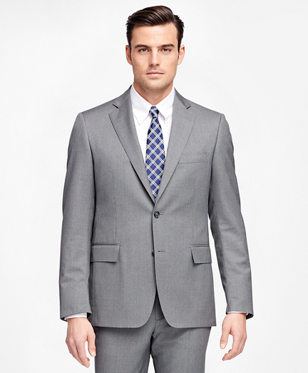 Brooks Brothers Fitzgerald Fit Tonal Stripe 1818 Suit