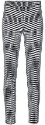 D-Exterior D.Exterior knitted slim-fit trousers