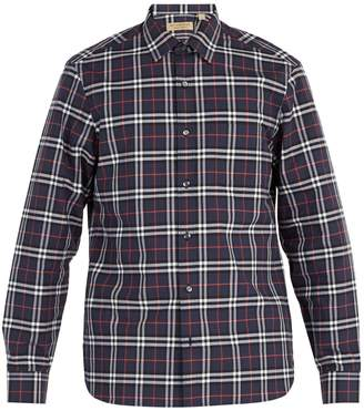 Burberry House Check cotton shirt