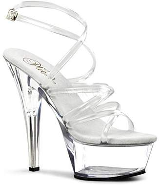 Pleaser USA Women's Kiss-206 Sandal