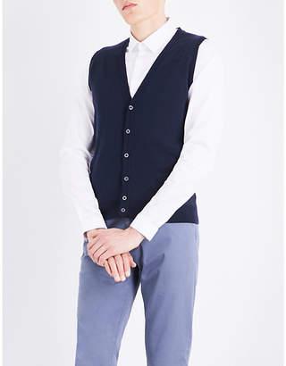 John Smedley Huntswood wool vest