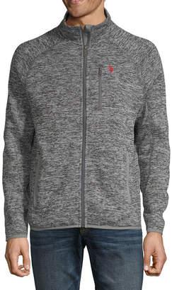 U.S. Polo Assn. USPA Lightweight Fleece Jacket