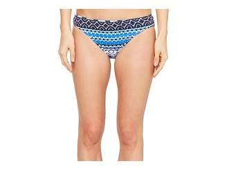 Tommy Bahama Shibori Splash Reversible Hipster Bikini Bottom