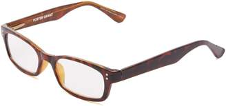 Foster Grant Women's Channing Round Reading Glasses