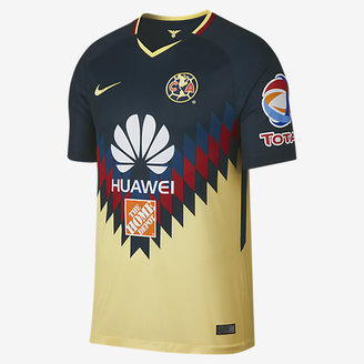 2017/18 Club America Stadium Home Men's Soccer Jersey $90 thestylecure.com