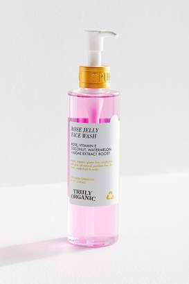Truly Organic Rose Jelly Face Wash