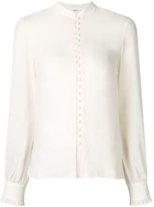 Filippa K Filippa-K sheer button blouse