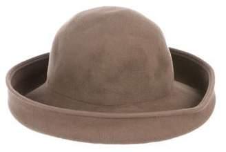 0154f0fce Womens Wide Brim Felt Hat - ShopStyle