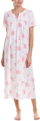 Carole Hochman Long Ballet Nightgown