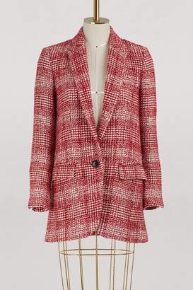 Etoile Isabel Marant Ice virgin wool jacket