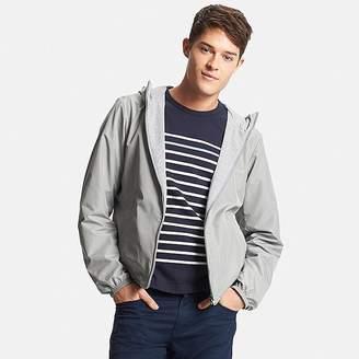 UNIQLO Men's Reversible Hooded Jacket $49.90 thestylecure.com