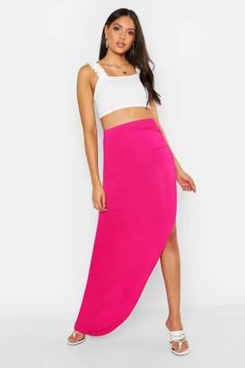 7d5a433df53 Hot Pink Maxi Skirt - ShopStyle