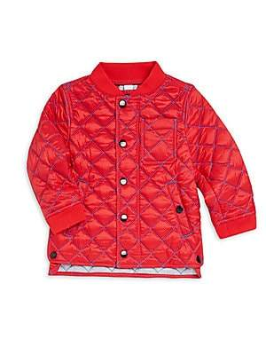 Burberry Baby Boy's& Little Boy's Quilted Bomber Jacket