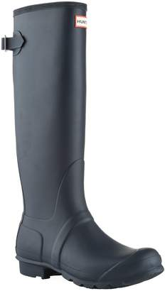 Hunter Back Adjustable Welly