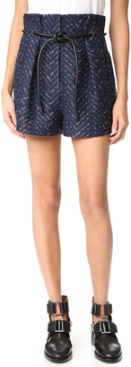 3.1 Phillip Lim Origami Shorts $350 thestylecure.com