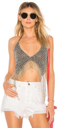 8 Other Reasons x REVOLVE Fox Halter Top