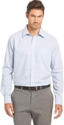Van Heusen Men's Traveler Slim-Fit Stretch No-Iron Button-Down Shirt