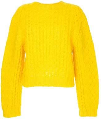 R 13 chunky knit jumper