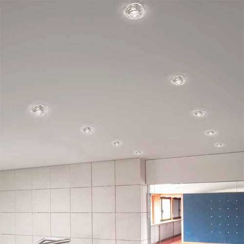 I Tre Spira LED Recessed Lighting