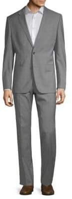 HUGO BOSS Huge4/Genius3 Classic Cotton Suit